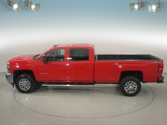 2018 Silverado 3500 Crew Cab 4x4, Pickup #181916 - photo 8
