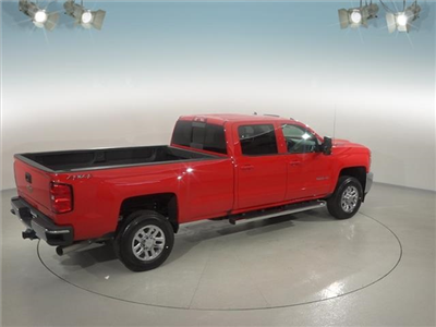 2018 Silverado 3500 Crew Cab 4x4, Pickup #181916 - photo 14