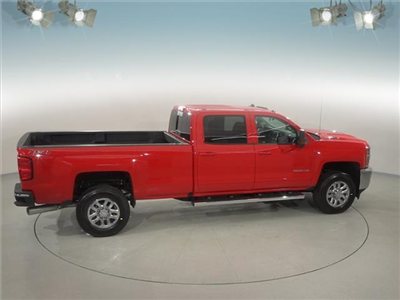 2018 Silverado 3500 Crew Cab 4x4, Pickup #181916 - photo 15