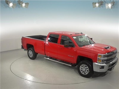 2018 Silverado 3500 Crew Cab 4x4, Pickup #181916 - photo 18