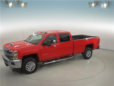 2018 Silverado 3500 Crew Cab 4x4, Pickup #181916 - photo 1