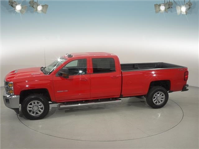 2018 Silverado 3500 Crew Cab 4x4, Pickup #181916 - photo 7
