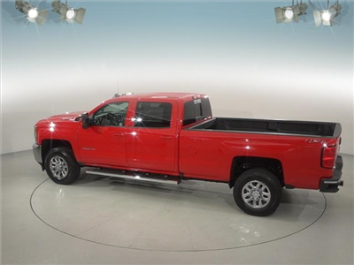 2018 Silverado 3500 Crew Cab 4x4, Pickup #181916 - photo 9