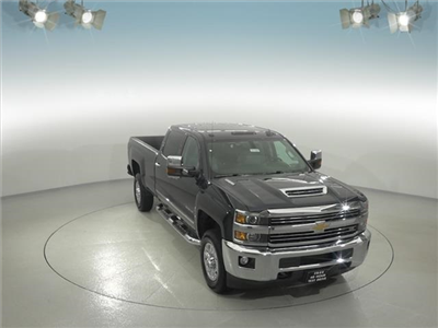 2018 Silverado 3500 Crew Cab 4x4, Pickup #181999 - photo 4