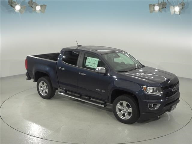 2018 Colorado Crew Cab 4x4,  Pickup #182064 - photo 18