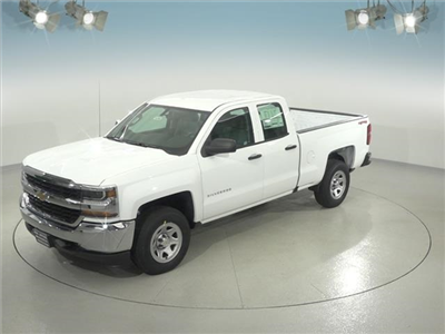 2018 Silverado 1500 Double Cab 4x4,  Pickup #182092 - photo 6