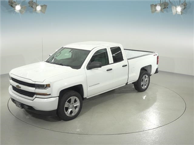 2018 Silverado 1500 Double Cab 4x4, Pickup #182093 - photo 1