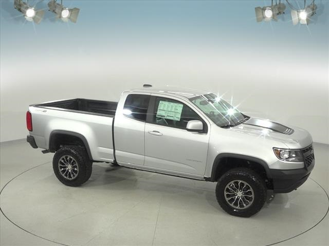 2018 Colorado Extended Cab 4x4,  Pickup #182127 - photo 17