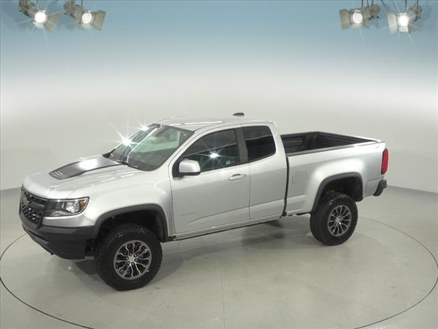 2018 Colorado Extended Cab 4x4,  Pickup #182127 - photo 6