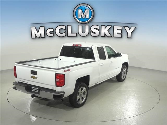2018 Silverado 1500 Double Cab 4x4,  Pickup #182132 - photo 14