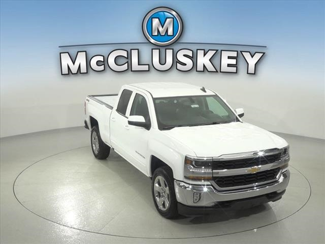 2018 Silverado 1500 Double Cab 4x4,  Pickup #182132 - photo 4