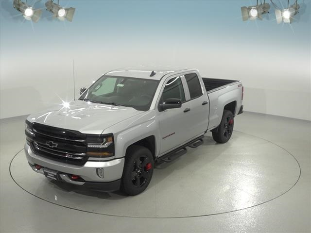 2018 Silverado 1500 Double Cab 4x4,  Pickup #182175 - photo 1