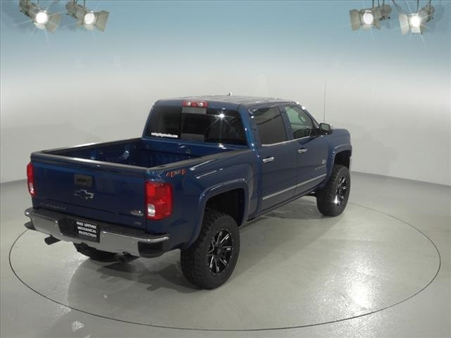 2018 Silverado 1500 Crew Cab 4x4, Pickup #182178 - photo 13