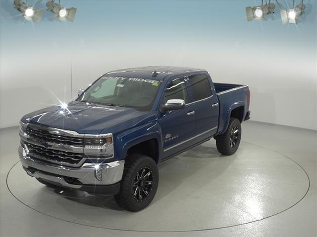 2018 Silverado 1500 Crew Cab 4x4, Pickup #182178 - photo 1