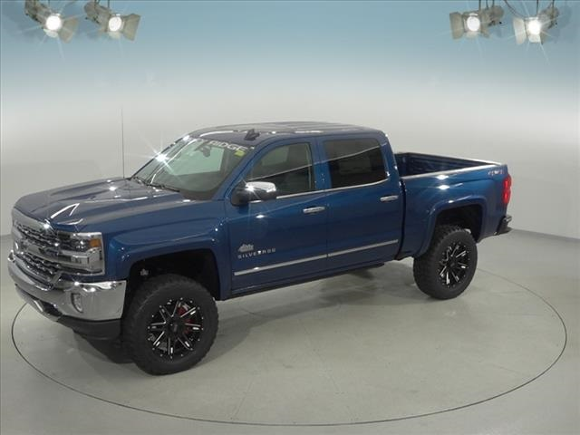 2018 Silverado 1500 Crew Cab 4x4, Pickup #182178 - photo 6
