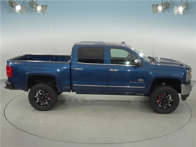 2018 Silverado 1500 Crew Cab 4x4, Pickup #182178 - photo 16