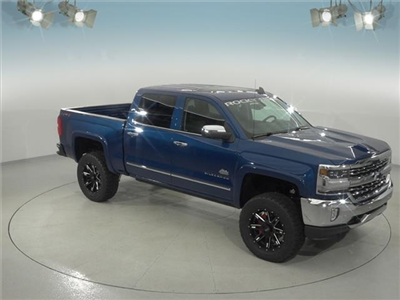 2018 Silverado 1500 Crew Cab 4x4, Pickup #182178 - photo 18