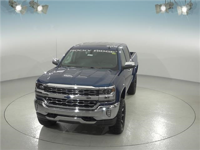 2018 Silverado 1500 Crew Cab 4x4, Pickup #182178 - photo 5