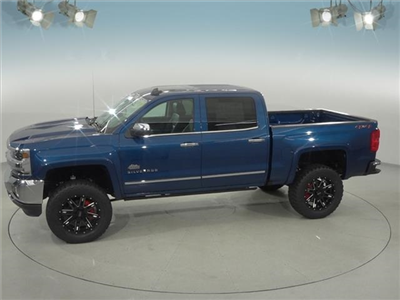2018 Silverado 1500 Crew Cab 4x4, Pickup #182178 - photo 7