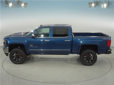 2018 Silverado 1500 Crew Cab 4x4, Pickup #182178 - photo 8