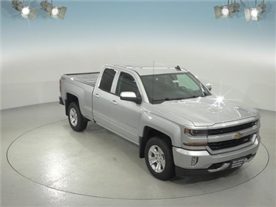 2018 Silverado 1500 Double Cab 4x4,  Pickup #182217 - photo 3