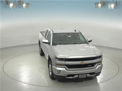 2018 Silverado 1500 Double Cab 4x4,  Pickup #182217 - photo 4