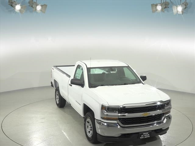2018 Silverado 1500 Regular Cab 4x4,  Pickup #182656 - photo 3