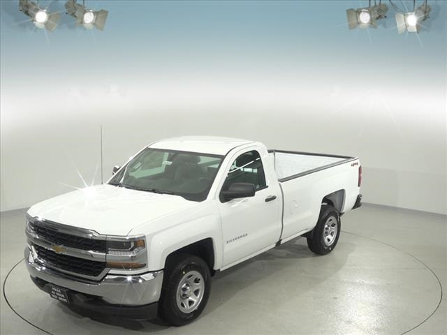 2018 Silverado 1500 Regular Cab 4x4,  Pickup #182656 - photo 1