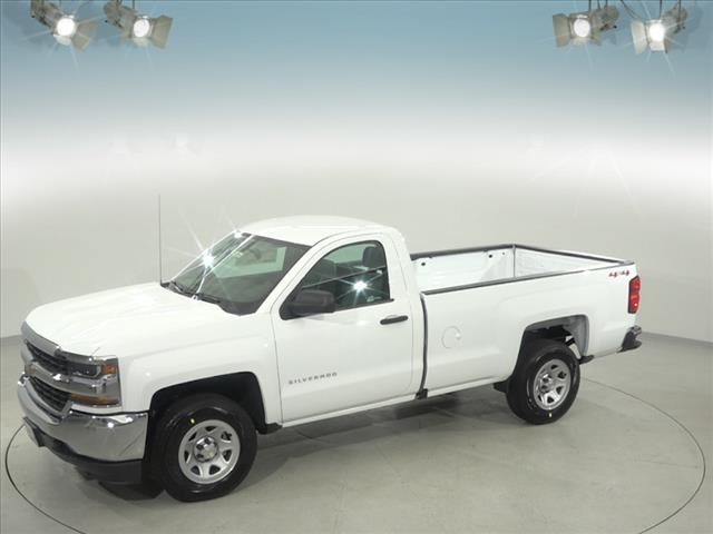 2018 Silverado 1500 Regular Cab 4x4,  Pickup #182656 - photo 6