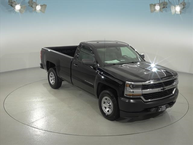 2018 Silverado 1500 Regular Cab 4x4,  Pickup #182657 - photo 3