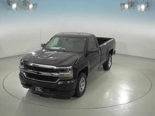 2018 Silverado 1500 Regular Cab 4x4,  Pickup #182657 - photo 6