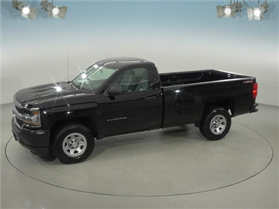 2018 Silverado 1500 Regular Cab 4x4,  Pickup #182657 - photo 7