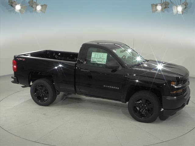 2018 Silverado 1500 Regular Cab 4x4,  Pickup #183071 - photo 17