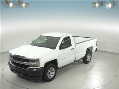 2018 Silverado 1500 Regular Cab 4x2,  Pickup #183074 - photo 1