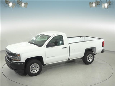 2018 Silverado 1500 Regular Cab 4x2,  Pickup #183074 - photo 6