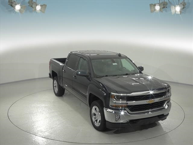 2018 Silverado 1500 Crew Cab 4x4,  Pickup #183221 - photo 3