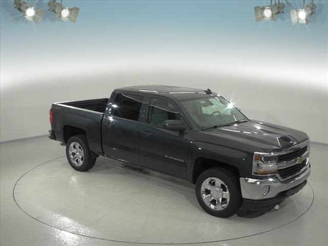 2018 Silverado 1500 Crew Cab 4x4,  Pickup #183221 - photo 18