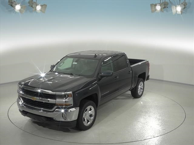 2018 Silverado 1500 Crew Cab 4x4,  Pickup #183221 - photo 1