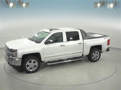 2018 Silverado 1500 Crew Cab 4x4,  Pickup #183360 - photo 7
