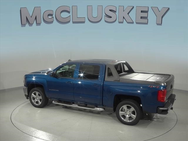 2018 Silverado 1500 Crew Cab 4x4,  Pickup #183727 - photo 9
