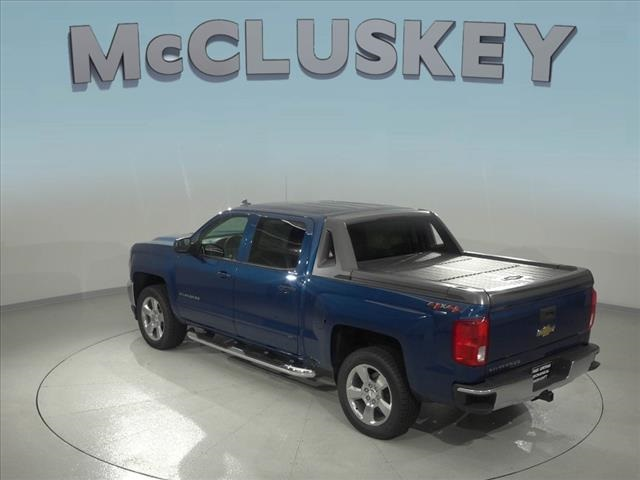 2018 Silverado 1500 Crew Cab 4x4,  Pickup #183727 - photo 10