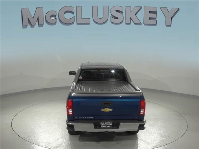 2018 Silverado 1500 Crew Cab 4x4,  Pickup #183727 - photo 12