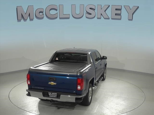 2018 Silverado 1500 Crew Cab 4x4,  Pickup #183727 - photo 13