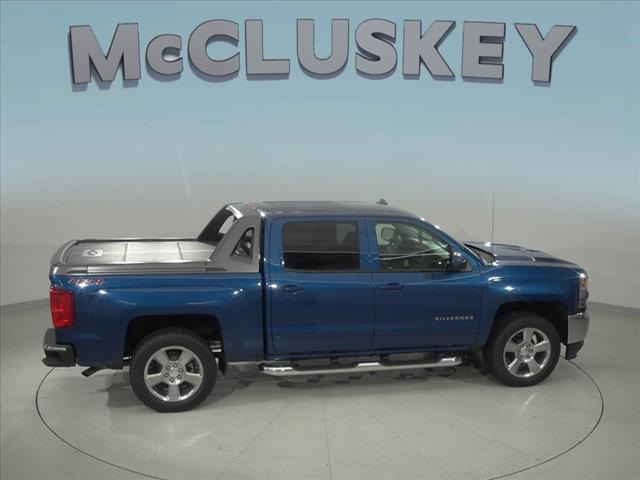 2018 Silverado 1500 Crew Cab 4x4,  Pickup #183727 - photo 16