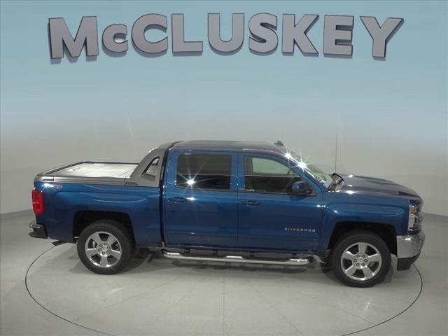 2018 Silverado 1500 Crew Cab 4x4,  Pickup #183727 - photo 17