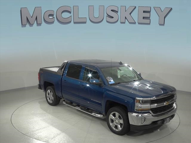 2018 Silverado 1500 Crew Cab 4x4,  Pickup #183727 - photo 1