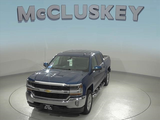 2018 Silverado 1500 Crew Cab 4x4,  Pickup #183727 - photo 4