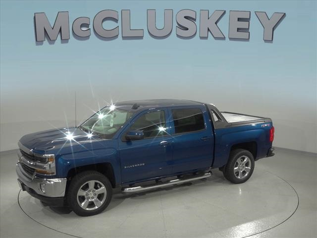 2018 Silverado 1500 Crew Cab 4x4,  Pickup #183727 - photo 6
