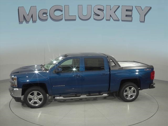 2018 Silverado 1500 Crew Cab 4x4,  Pickup #183727 - photo 7