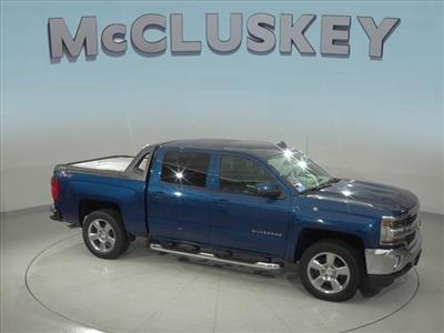 2018 Silverado 1500 Crew Cab 4x4,  Pickup #183727 - photo 18